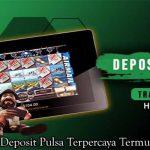 Hoki Slot88 Deposit Pulsa